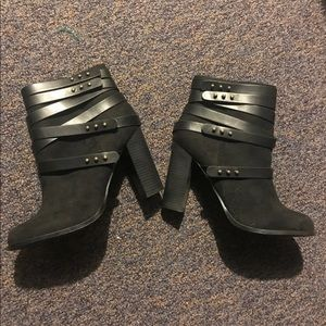 Brand new Charlotte Russe boots !!